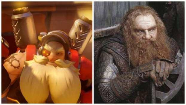 Torbjorn--Gimli (Lord of the Rings)