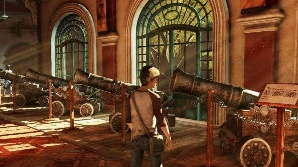 Uncharted 3, Set Piece, Nathan Drake, best, moments