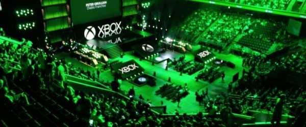 Microsoft, Xbox One, E3