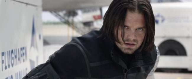 15) Ant-Man - Bucky's Paid a Visit