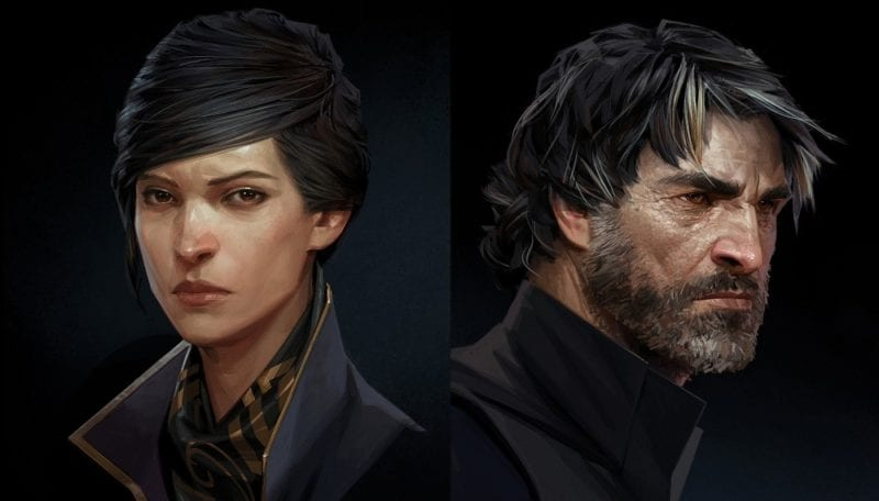 dishonored 2 s upcoming