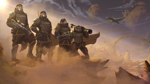 helldivers, ps4, co-op