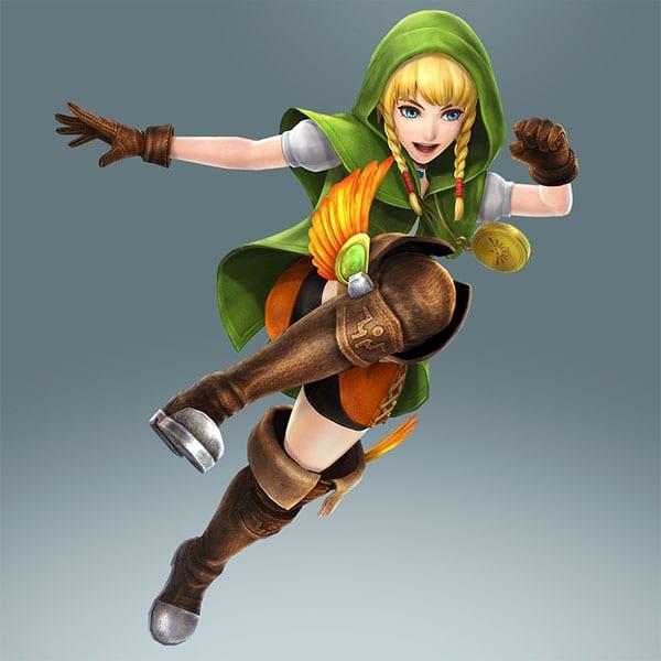 Hyrule Warriors Legends, DLC, Link's Awakening Pack, Linkle, boots