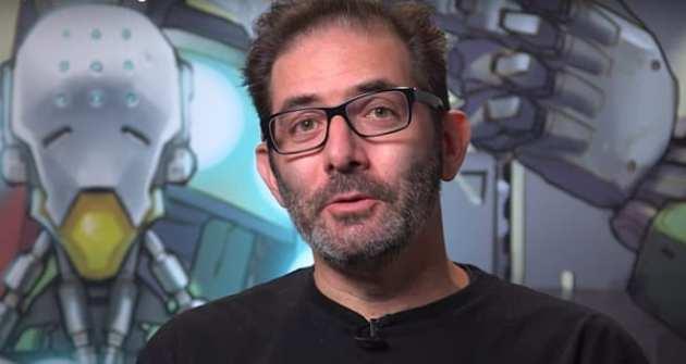 Overwatch, Jeff Kaplan