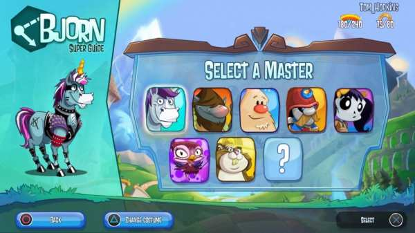 peggle 2 how to costumes