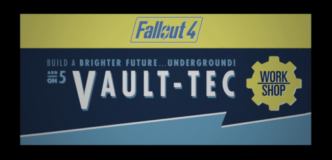 Build Your Own Vault In Fallout 4