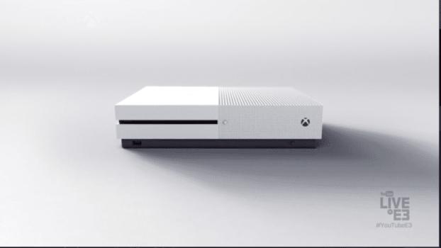 Xbox One Slim