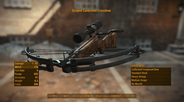 Crossbows of the Commonwealth