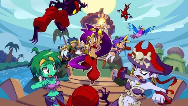 Shantae, Half-Genie Hero, switch
