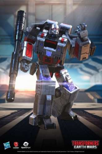 Megatron: In his own way, Megatron is as much an idealist as his Autobot counterpart Optimus Prime, but Megatron's zeal sprang from a committed belief that beings such as they were made to conquer and rule, and that any hint of compassion or mercy was an insult to their Primus-given power. On Cybertron, he tapped into the frustration of those like him and enflamed their revolutionary leanings. The Megatron way was and is to rule through intimidation and fear.