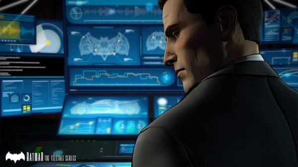 Telltale Games, Batman, Bruce Wayne
