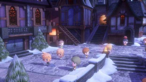 World of Final Fantasy - 77