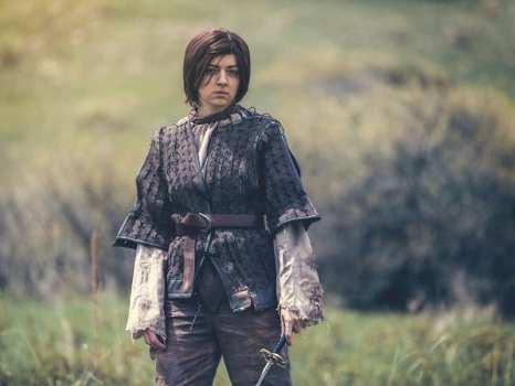 #2 - Arya Stark