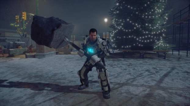 Dead Rising 4 at Microsoft's E3 Presser
