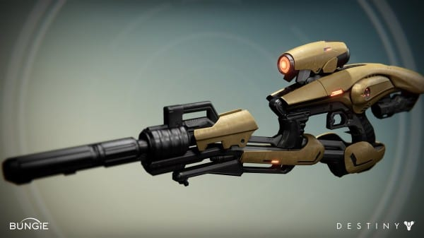 Destiny, Exotic, Vex Mythoclast