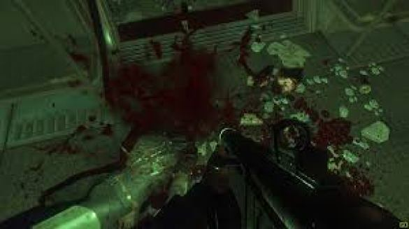 fallout 4 blood splatter mods
