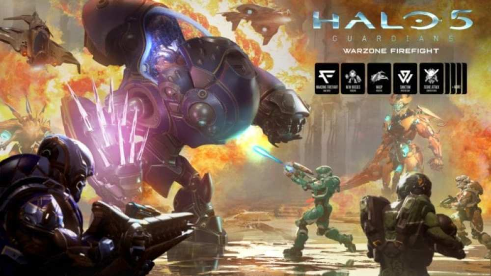 Survive the Mecha-Grunt Horde in Halo 5's Warzone Firefight on June 29