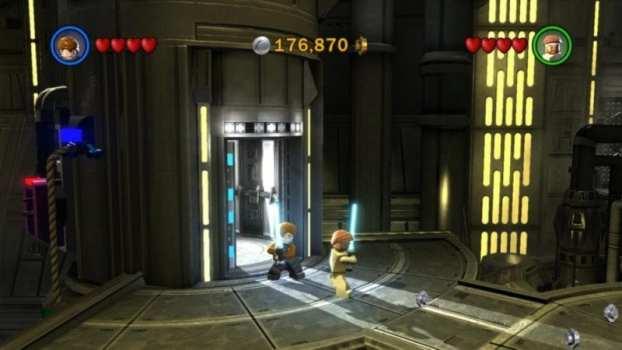 9) LEGO Star Wars III: The Clone Wars