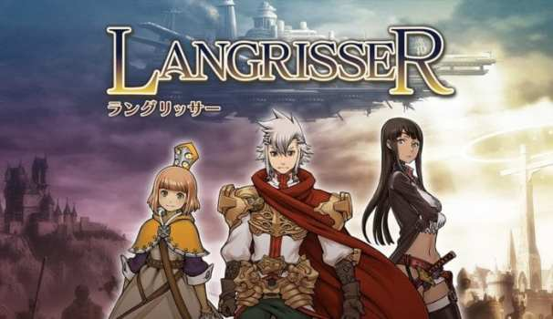 Langrisser Re:Incarnation - TENSEI - 3DS
