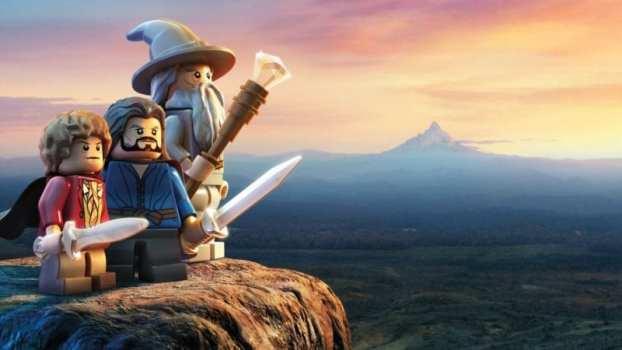 8) LEGO The Hobbit
