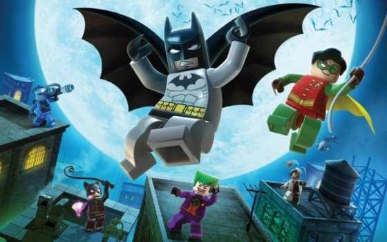 6) LEGO Batman: The Videogame