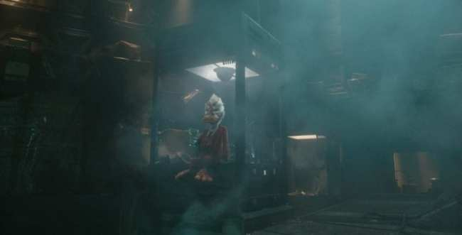 10) Guardians of the Galaxy - Who the Duck?
