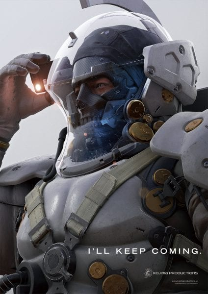 Ludens, Face, Kojima Productions