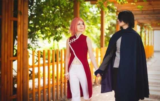 Sakura Haruno & Sasuke Uchiha