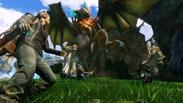 scalebound, cancelled, e3