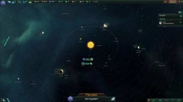 Sol System Expanded