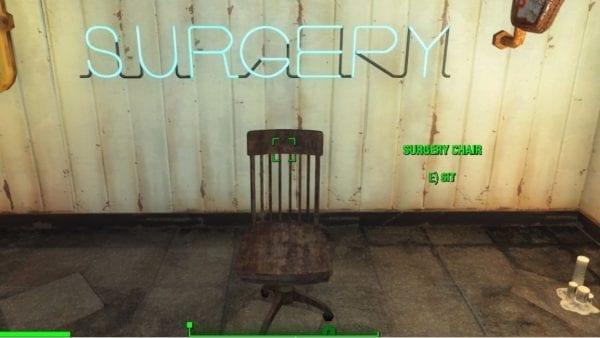 Fallout 4, mods, plastic surgery
