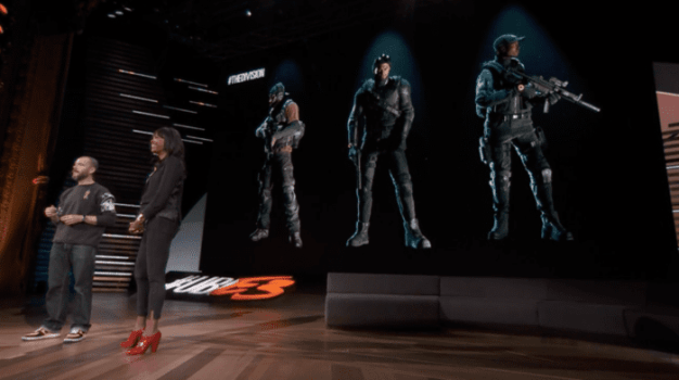 Three Tom Clancy Game Outfits Coming to the Division