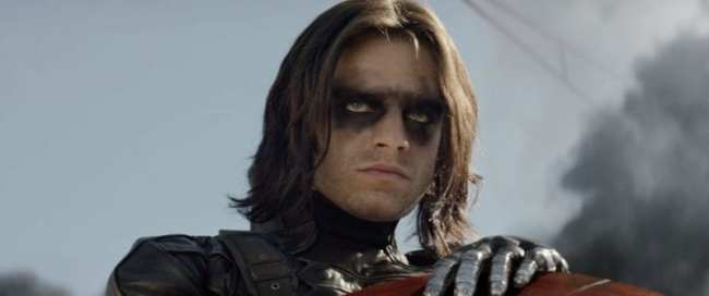 13) Captain America: The Winter Soldier - Bucky's Past
