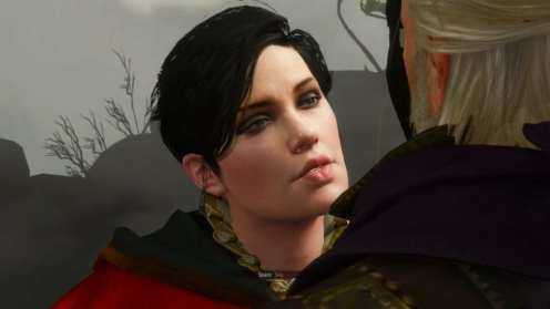 witcher 3 blood and wine romance