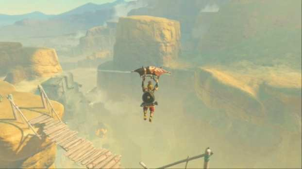 Glide Through the Sky