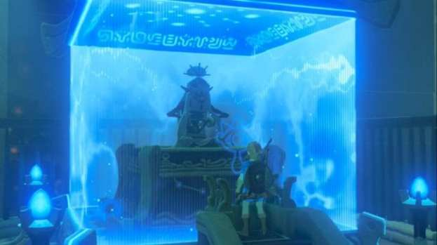 The Legend of Zelda: Breath of the Wild - Motion Control Shrines
