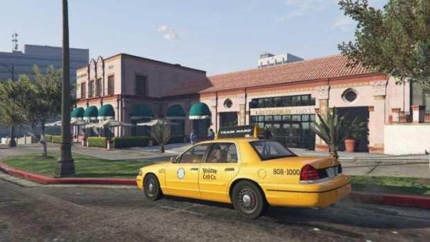 Taxi Brawl