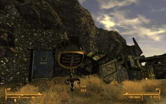 7) Lonesome Road - Fallout: New Vegas
