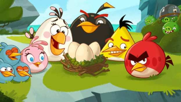 Angry Birds - Mobile, Vita, 3DS and PC