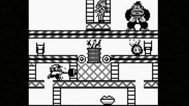 16. Donkey Kong (Game Boy)
