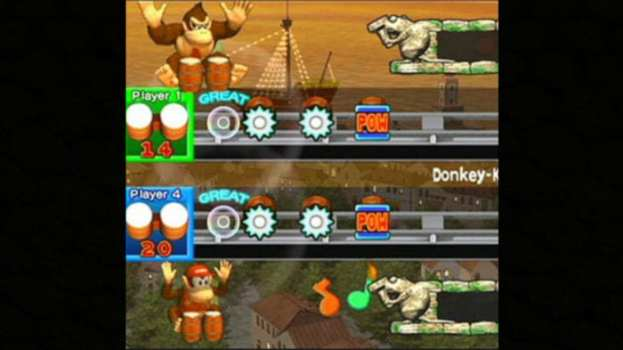 15. Donkey Konga 2