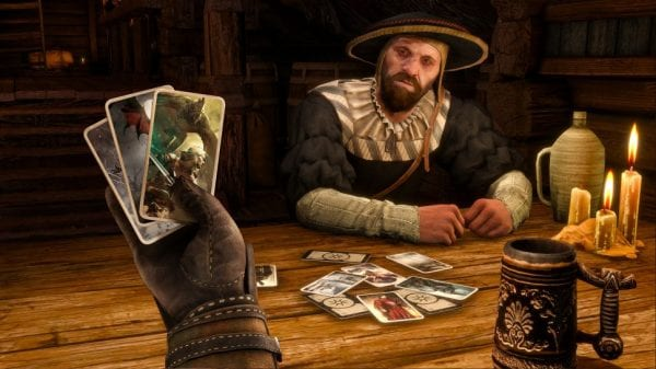 The Witcher 3, Gwent, CD Projekt
