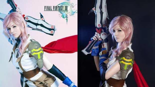 Lightning- Final Fantasy XIII