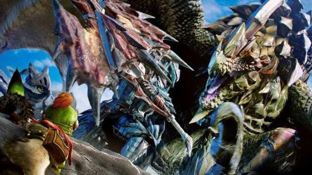 Monster Hunter Ultimate 4 (3DS)