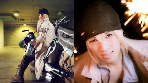 Snow Villiers - Final Fantasy XIII