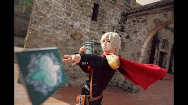 Ace - Final Fantasy Type-0