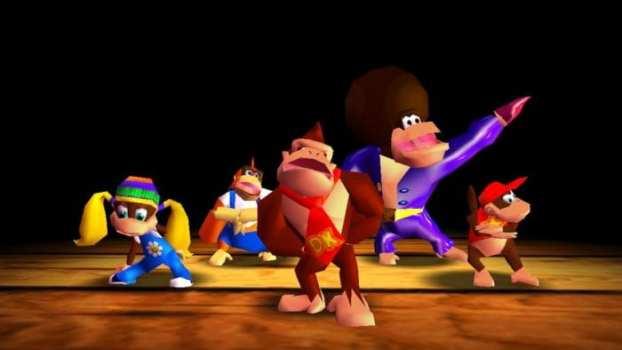 4. Donkey Kong 64