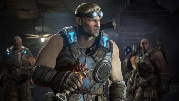 Damon Baird (Gears of War)