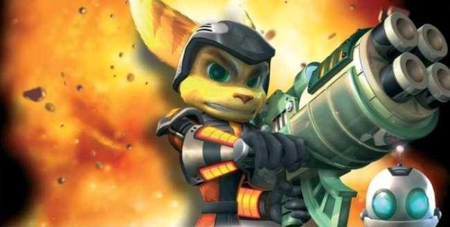 1. Ratchet & Clank: Going Commando