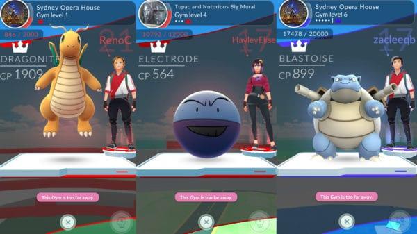 pokemon go, gym battles, gym